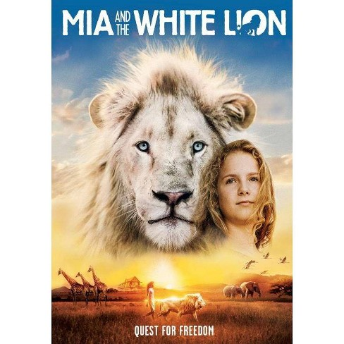 Mia and the White Lion (DVD) - image 1 of 1