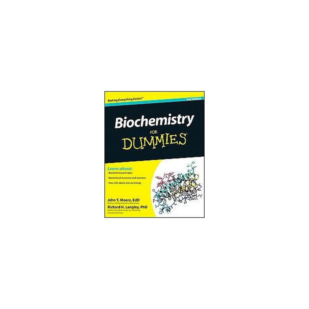 Biochemistry for Dummies (Paperback)