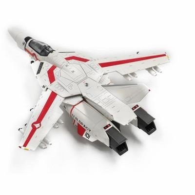 Toynami, Inc. Macross VF-1J Valkyrie Rick Hunter 1/72 Scale Die-Cast Model