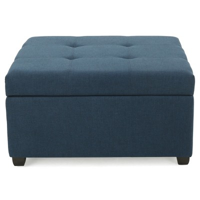Carlsbad Storage Ottoman   Christopher Knight Home
