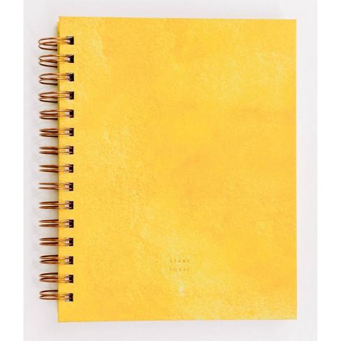 Start Today Notebook - Start Today by Rachel Hollis (Target Exclusive) (Hardcover) - image 1 of 4