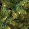 7ft National Christmas Tree Company Kingswood Fir Artificial Pencil Christmas Tree Dual Color LED - image 3 of 3