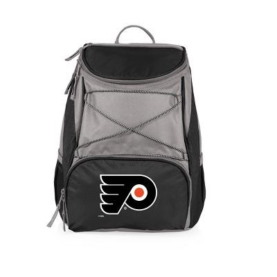 NHL Philadelphia Flyers PTX Backpack Cooler - Black