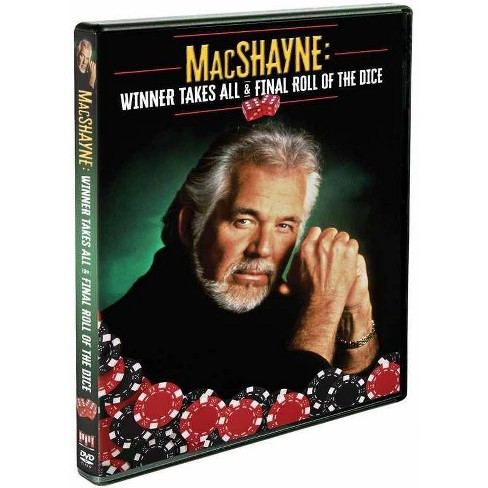 MacShayne: Winner Takes All / Final Roll Of The Dice (DVD)(2020) - image 1 of 1