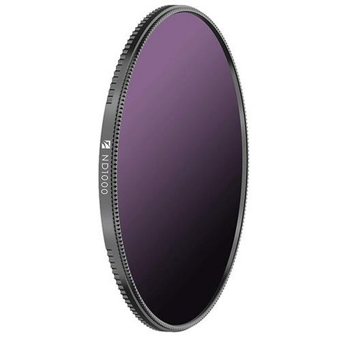 Freewell Magnetic Quick Swap System 82mm Neutral Density ND1000 (10 f-stops) Camera Lens Filter, Also Includes UV Filter - image 1 of 4