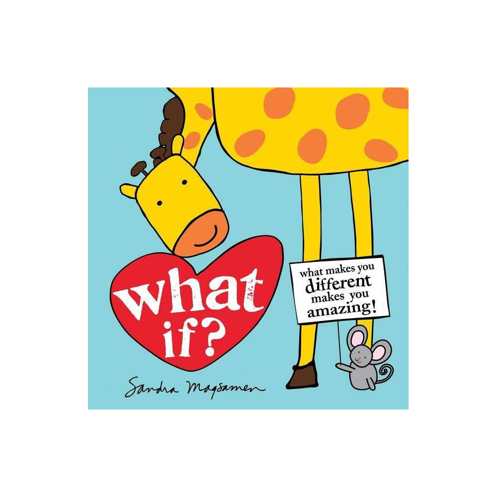 What If? - by Sandra Magsamen (Hardcover) Coupons