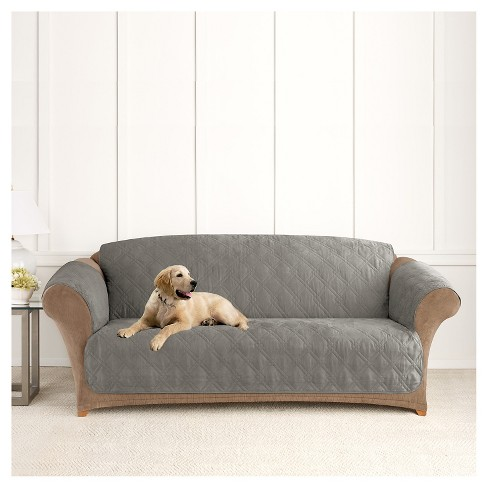 Furniture Friend Microfiber Nonskid Sofa Pet Cover Target