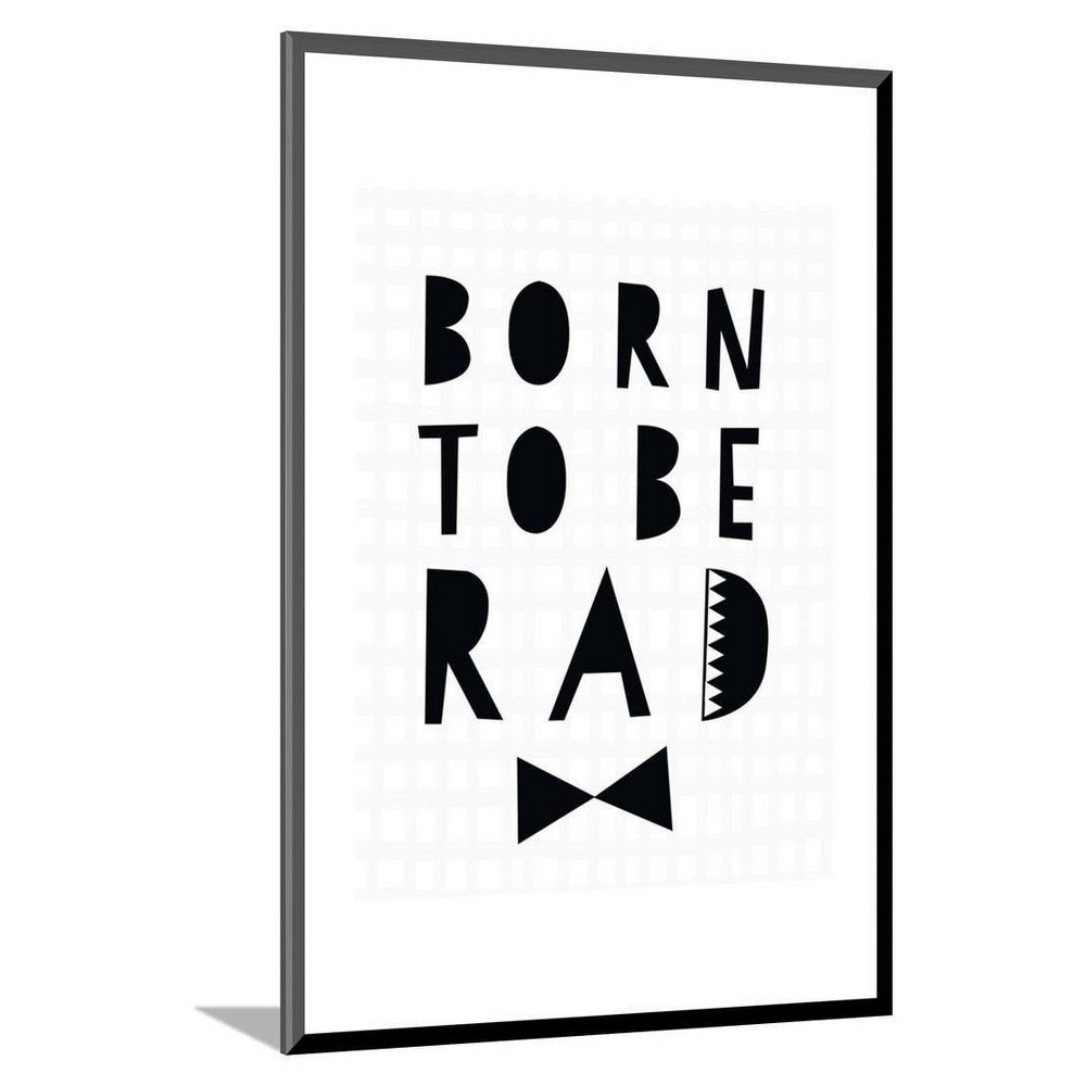 Born to Be Rad by Seventy Tree Mounted Print 13