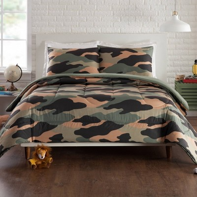 Covert Camo Comforter Set - Urban Playground