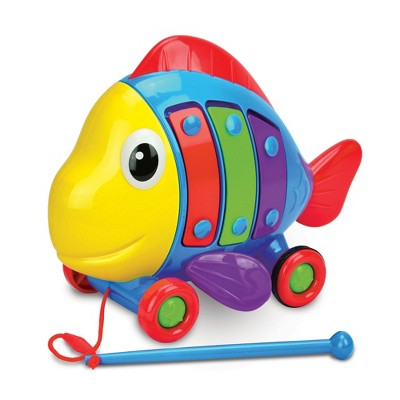 The Learning Journey Early Learning Pull Along Tune a Fish