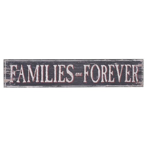 Families Are Forever Wall Décor- 3R Studios - image 1 of 1