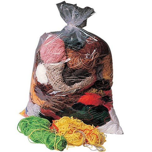 Pacon Acrylic Remnant Yarn pk, Assorted Size, Assorted Bright and Earthtone Color, 1 lb - image 1 of 1