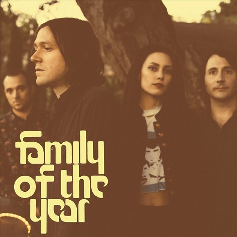 Family of the year - Family of the year (CD) - image 1 of 1
