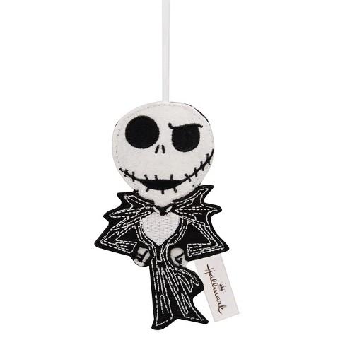 Hallmark Nightmare Before Christmas Ornaments.Hallmark Nightmare Before Christmas Jack Skellington Felt Christmas Ornament