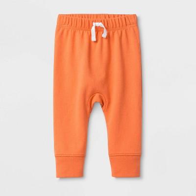 Baby Harem Jogger Pants - Cat & Jack™ Coral Newborn