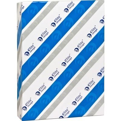 """Elite Inkjet Paper 24 lb. 8-1/2""""x11"""" 97 GE/112 ISO 500SH/RM White 45001"""