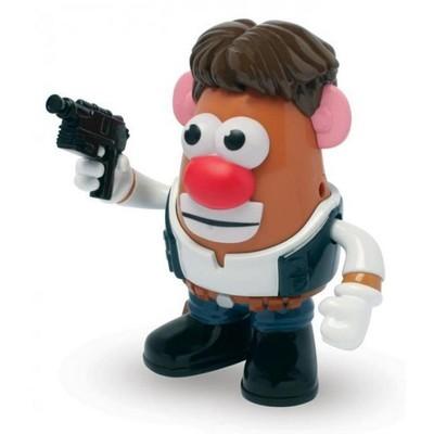 Promotional Partners Worldwide, LLC Star Wars Mr. Potato Head PopTater: Han Solo