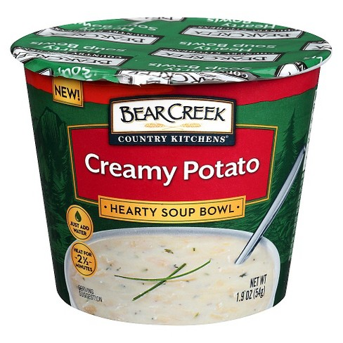 Bear Creek Creamy Potato Soup Bowl - 1.9 oz - image 1 of 1