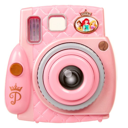 Disney Princess Style Collection Snap & Go Play Camera image number null
