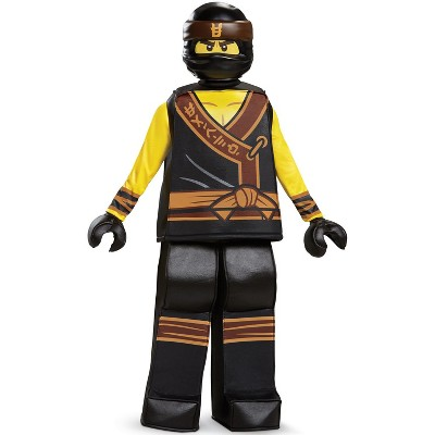 Ninjago Cole Movie Prestige Child Costume