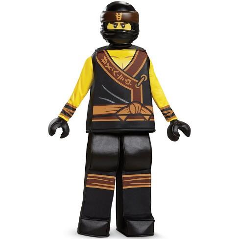 Ninjago Cole Movie Prestige Child Costume - image 1 of 3