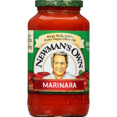 Newman's Own Marinara Pasta Sauce 24oz
