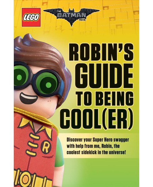 Robin's Guide to Being Cool(er) (Paperback) (Meredith Rusu) - image 1 of 1