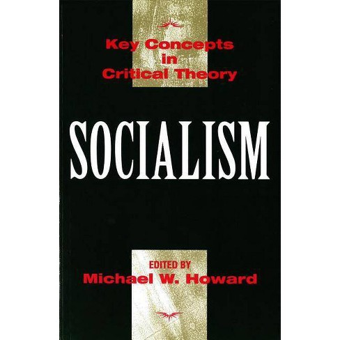 Socialism - (Key Concepts in Critical Theory) (Paperback) - image 1 of 1