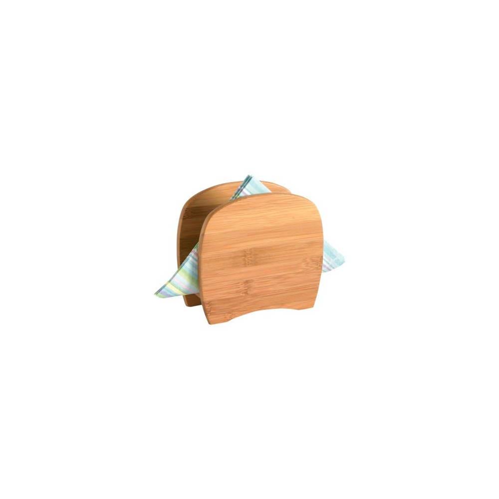 Image of Lipper International Bamboo Napkin Holder
