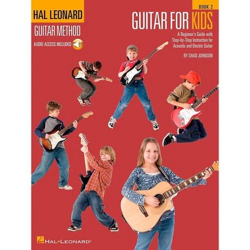 Hal Leonard Guitar For Kids - Level 2 (Hal Leonard Guitar Method) Book/Online Audio - image 1 of 1