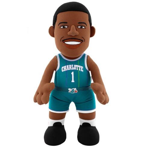 "NBA Charlotte Hornets Muggsy Bogues 10"" Plush - image 1 of 2"