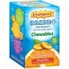 Emergen-C Immune+ Dietary Supplement Chewable Tablets with Vitamin D - Orange Blast - 42ct - image 2 of 4