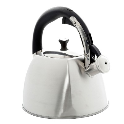 Mr. Coffee Belgrove 2.5 Qt Whistling Tea Kettle