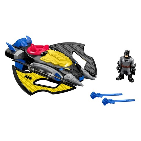 Fisher-Price Imaginext DC Super Friends Batwing - image 1 of 8