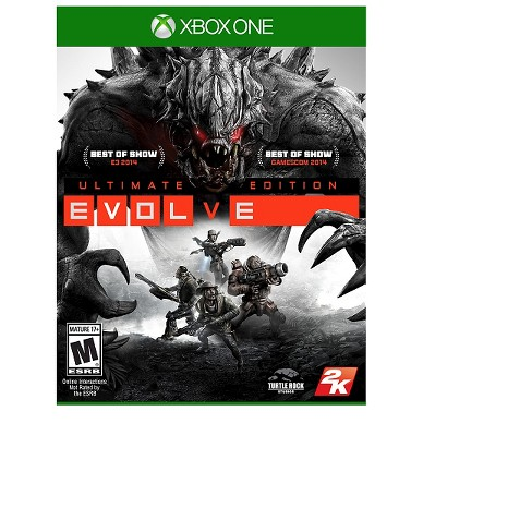 Evolve: Ultimate Edition Xbox One - image 1 of 4
