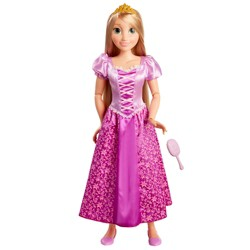 Disney Princess My Size Rapunzel Doll 32""