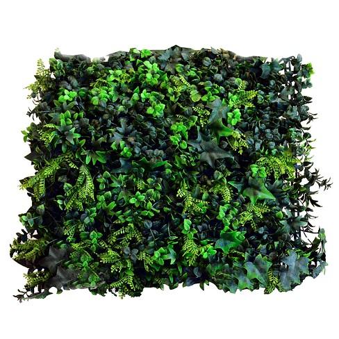 Greensmart Decor Artificial Moss Panel Set of 4 - Green - image 1 of 4