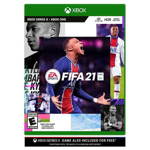 FIFA 21 - Xbox One/Series X - image 1 of 4