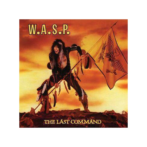 Wasp - Last Command (CD) - image 1 of 1