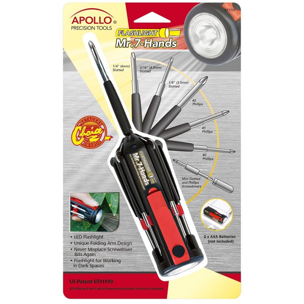 Apollo Tools Dt1719 Flashlight