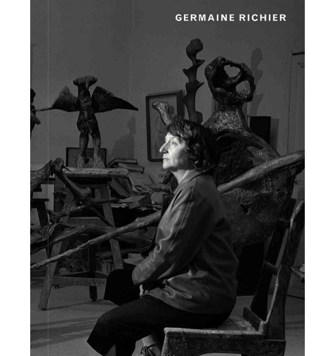 Germaine Richier : Sculpture 1934-1959 (Hardcover) - image 1 of 1
