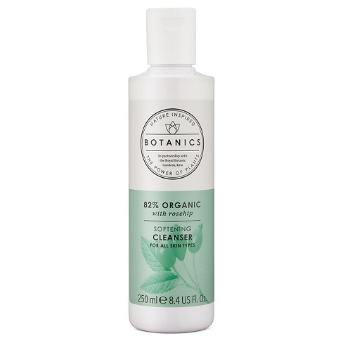 Botanics® Organic Softening Cleanser - 8.4oz - image 1 of 1