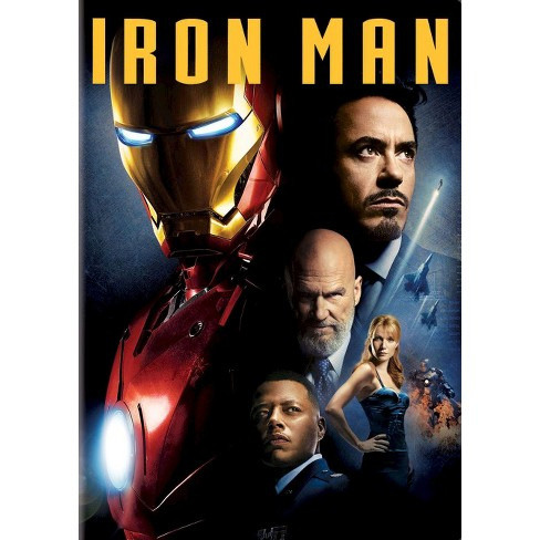 Iron Man (dvd_video) - image 1 of 1