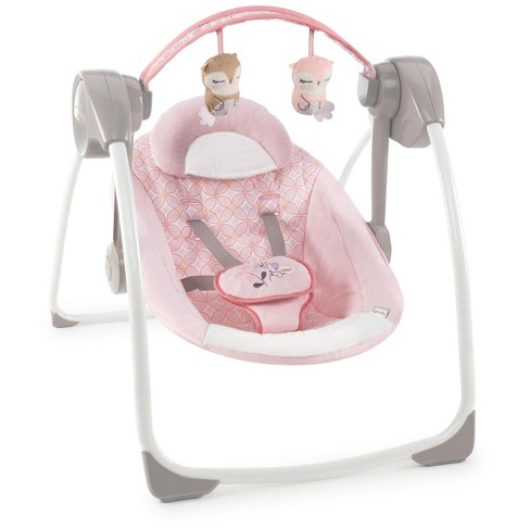 Ingenuity Comfort 2 Go Portable Swing - image 1 of 8
