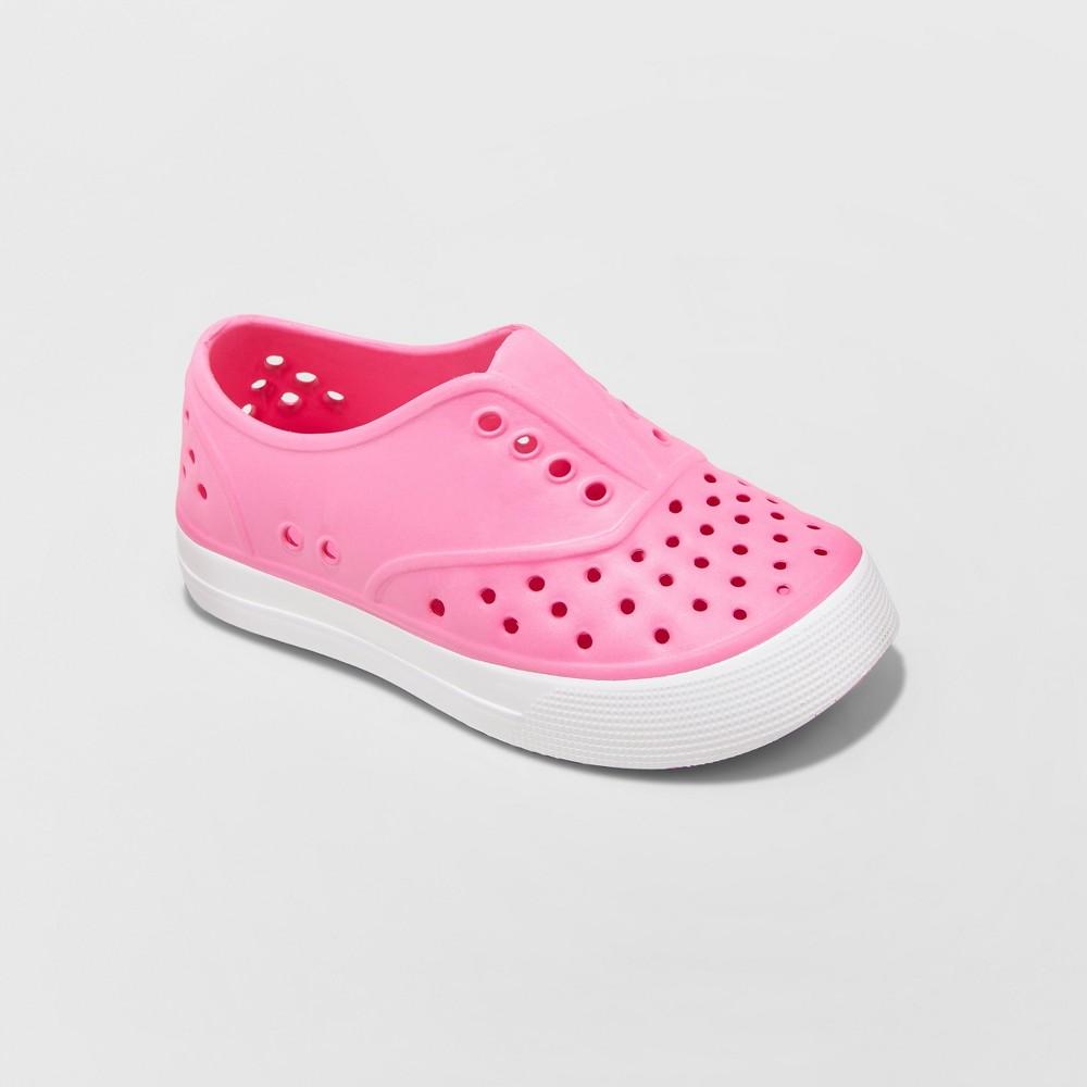 Toddler Girls' Jinnah Sneakers - Cat & Jack Pink 2