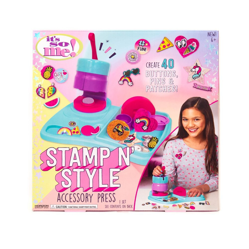 Stamp N Style Accessory Press - Ism