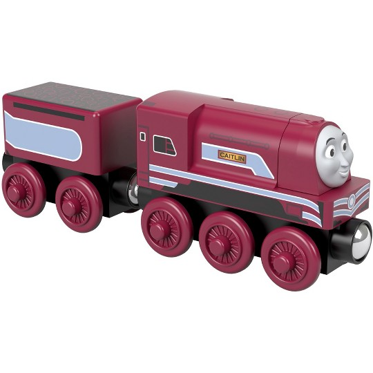 Fisher-Price Thomas & Friends Wood Caitlin image number null