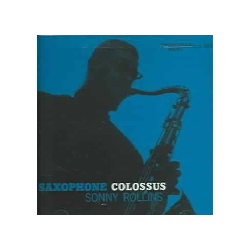 Sonny Rollins - Saxophone Colossus (CD) - image 1 of 1
