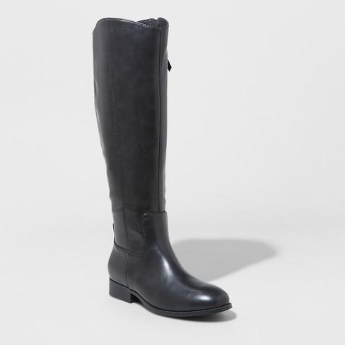 547bf4dabde Women s Brisa Riding Boots - Universal Thread™   Target
