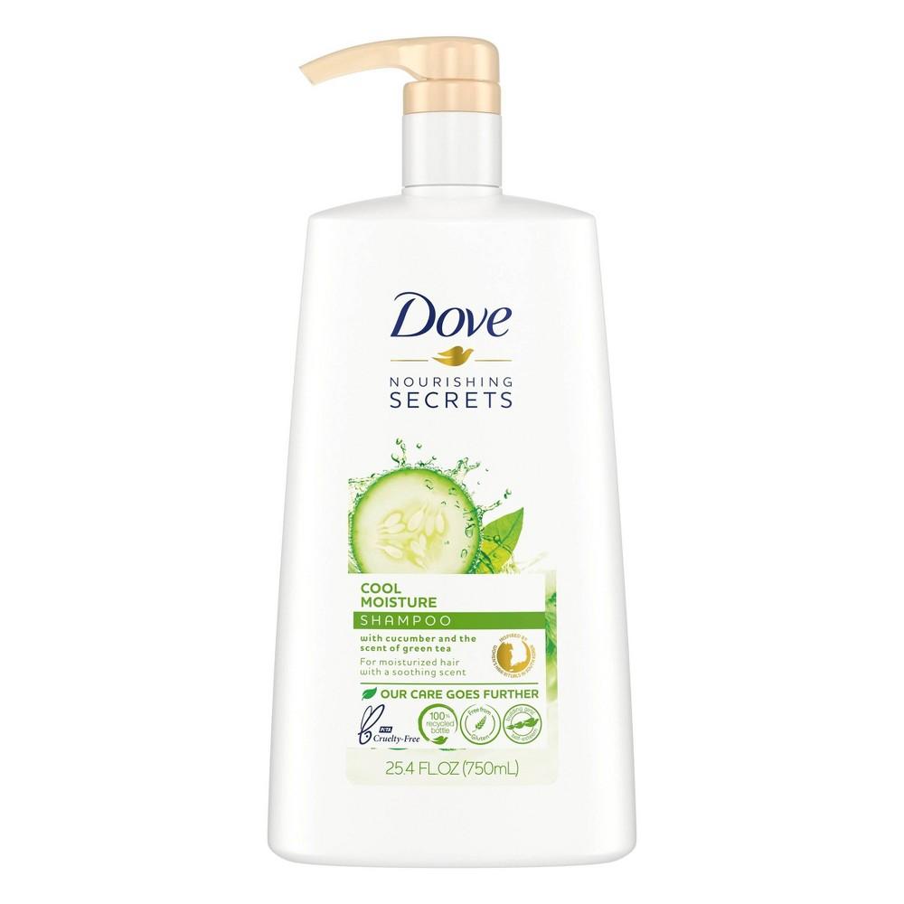 Dove Nourishing Rituals Cool Moisture Shampoo 25 4 Fl Oz